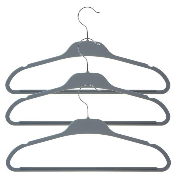 모던하우스 NC02 넌슬립루버코팅옷걸이3P BT0519030