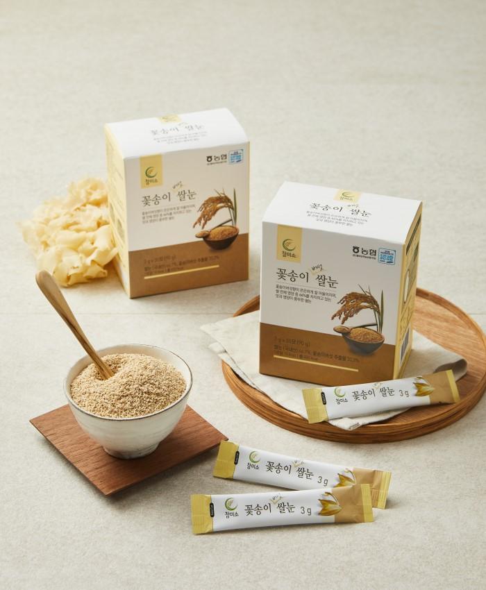[참미소] 꽃송이쌀눈(스틱형)