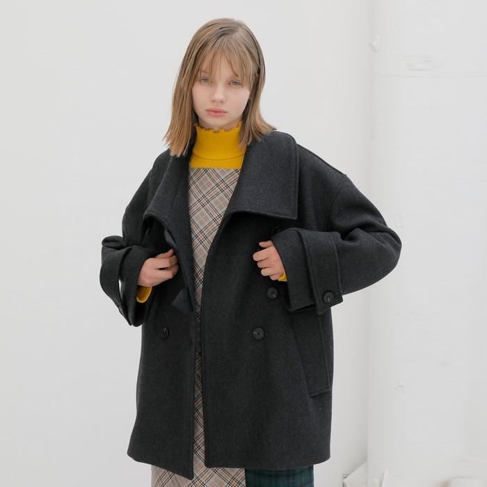 [느와] Mod Coat