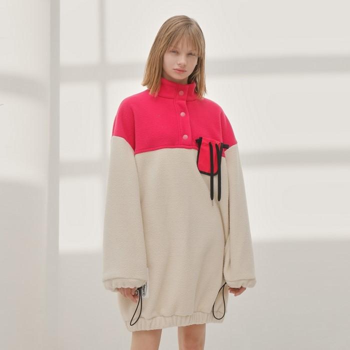 [느와] P Dress