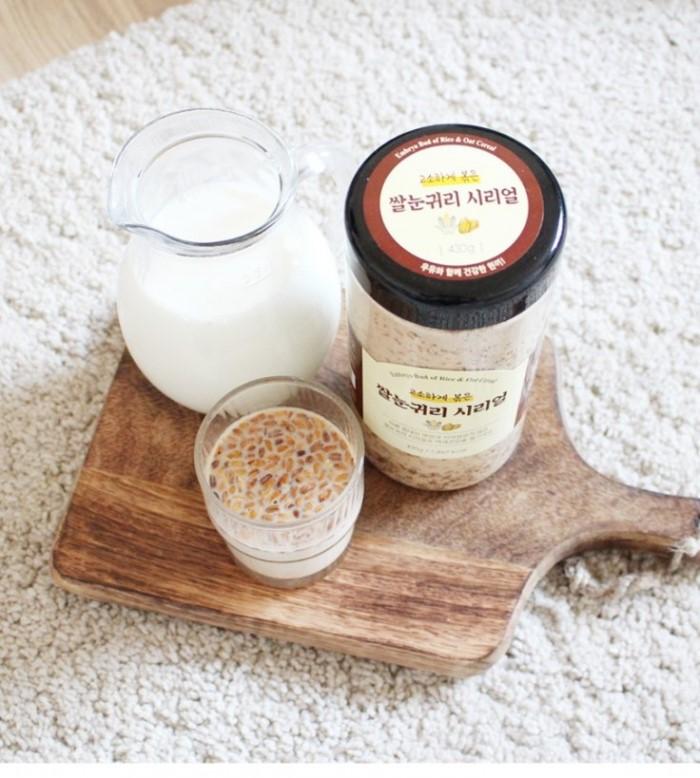 [참미소] 쌀눈귀리시리얼 430g