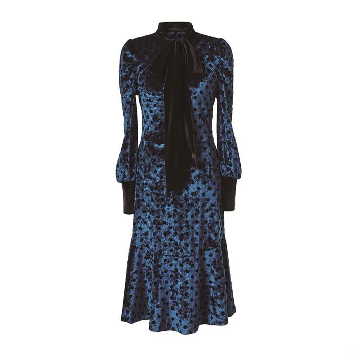 [랭앤루] 19F BLACK RIBBON DRESS(블랙리본)_01