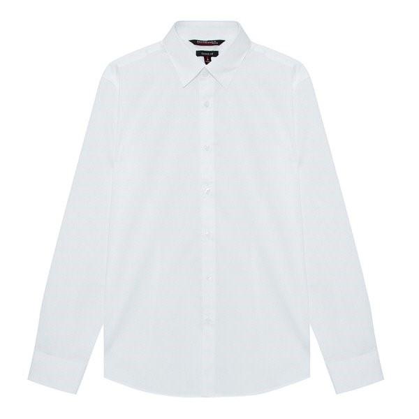 지이크.F NC05 클래식핏 화이트 셔츠 FYB5162