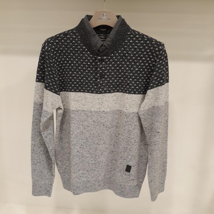 피에르가르뎅 (남성) NC05 겹스웨터 pikt4352