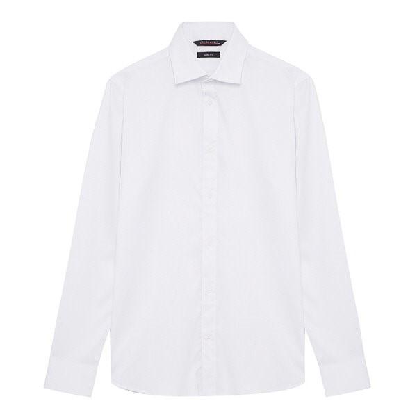 지이크.F NC05 슬림핏 레귤러 드레스 셔츠 FYB5011