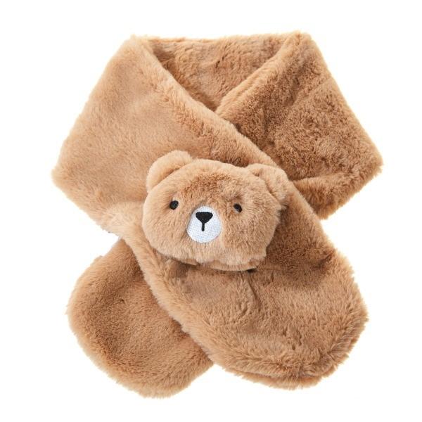 모던하우스 NC02 포근한 베어 목도리(곰) PY0819019