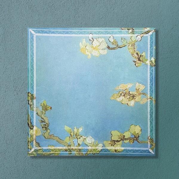 빈센트 반 고흐의 아몬드 나무 떡메모지 명화 메모지 감성 디자인