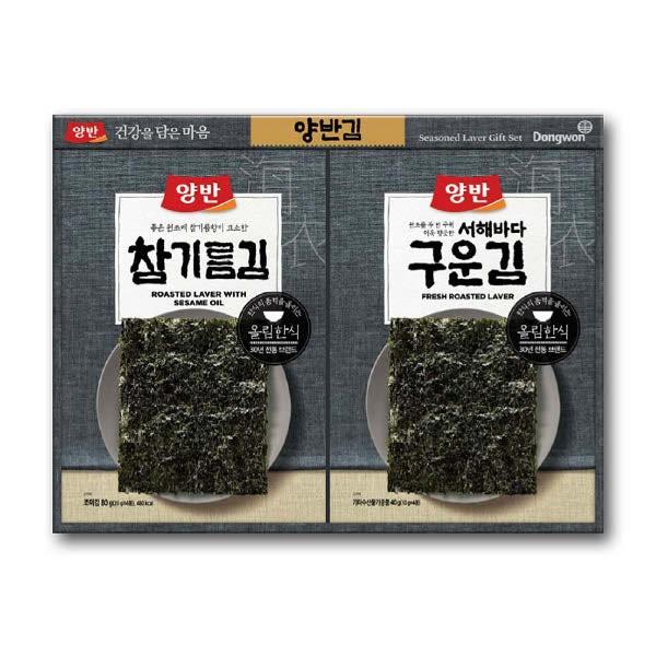 [동원] 양반김혼합8-S호