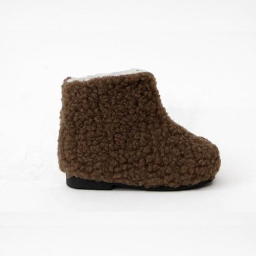 [한나] 라니 안감털 여아털부츠 뽀글이 남아겨울신발