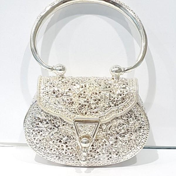 [블루케이] 실버925 silver 순은 핸드메이드 가방 백 191206-02