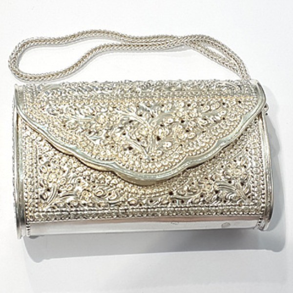 [블루케이] 실버925 silver 순은 핸드메이드 가방 백 191206-01
