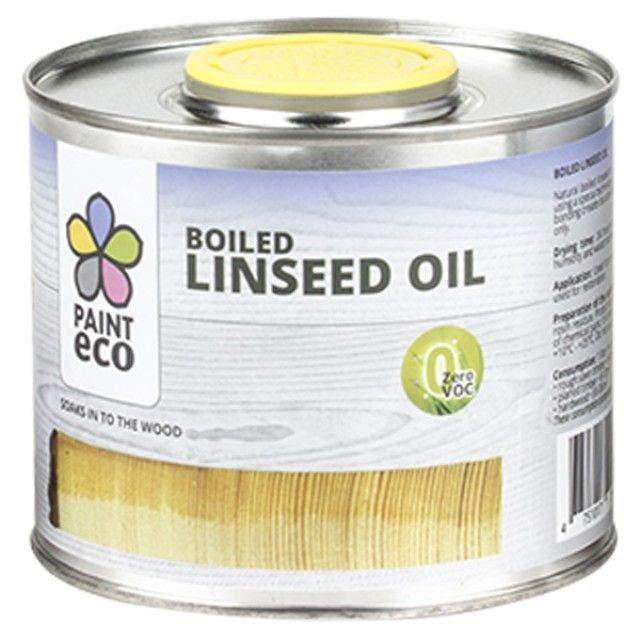 (Paint Eco) 보일드 린시드 오일(0.5L) 천연재료...