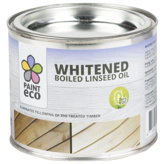 (Paint Eco) 황변방지 보일드 린시드 오일(0.5L)...