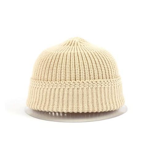 [한나] 남녀공용 골지 숏 비니 8color 레옹 모자