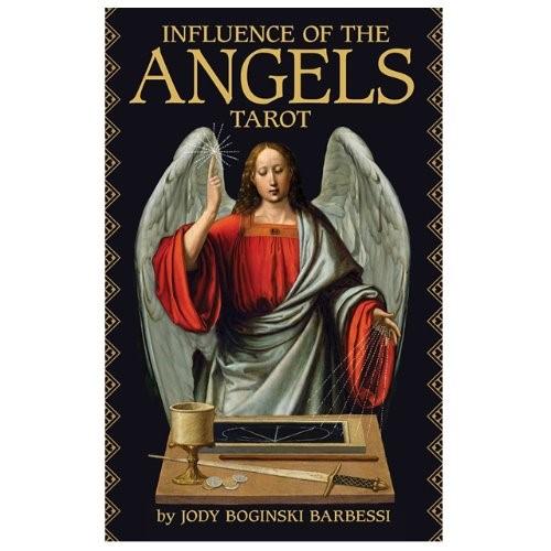 천사의 영향 타로카드 대형주머니제공