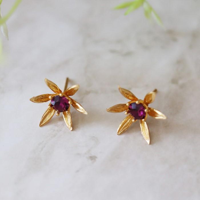 [엘리오나 컬렉션] Allium Studs (gold)