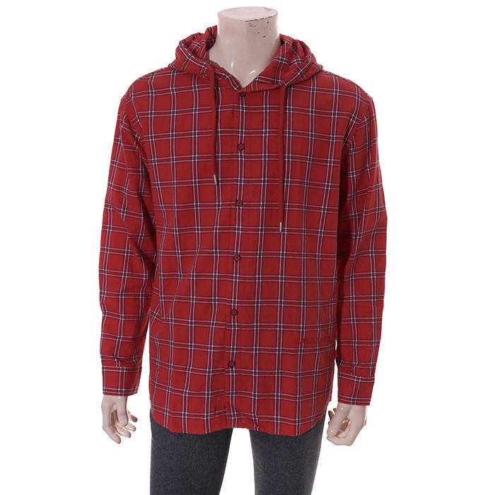 클라이드앤 GD01 cjbsh231m 후드체크셔츠