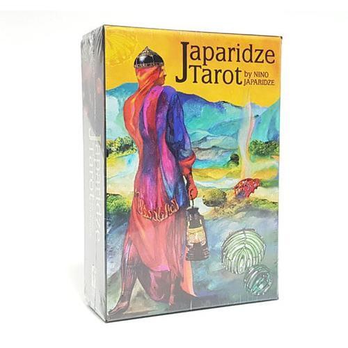 제퍼리즈 타로카드 영문북셋 주머니제공 Japaridze Tarot