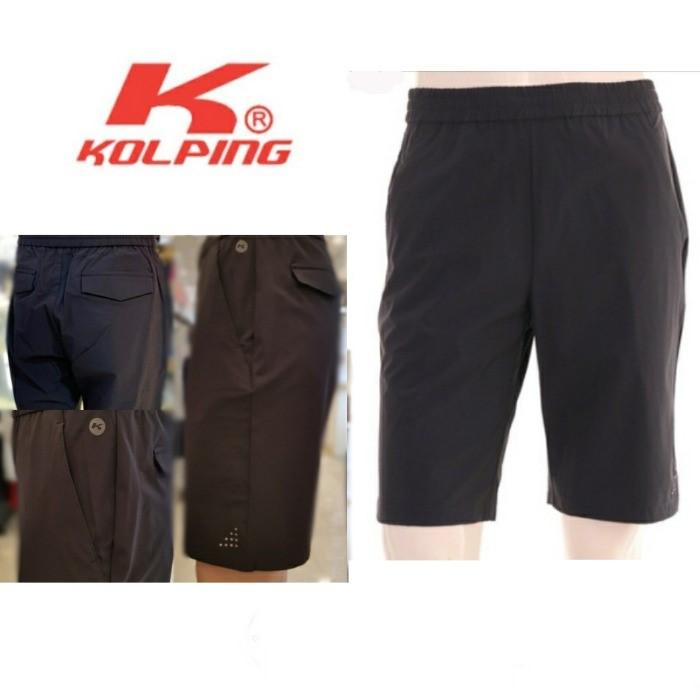 콜핑 NC05 남성 기능성 밴딩 스포츠 5부바지 KRP9843M