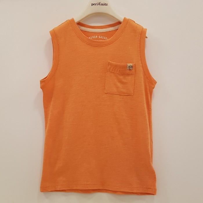 페리미츠 NC08 베이직 포켓 티셔츠 P1965T505